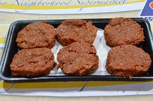 Homemade Beef Patties (6 per pack)