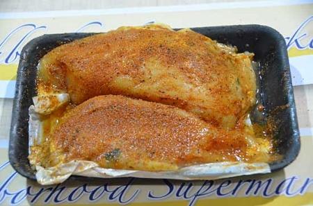 Boneless Chicken Breast Stuffed W Jalapeno Sausage 2 Per Pack