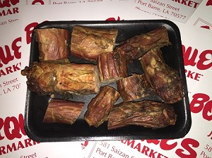 Smoked Turkey Necks  (2 lb approx.)