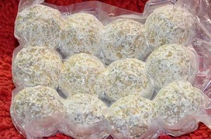 Boudin Balls with Pepper Jack Cheese (12 per pack)