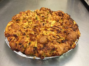 Jalapeno Crawfish & Cheese Bread
