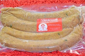 4 Links of Chicken Boudin (1.5 lb approx.)