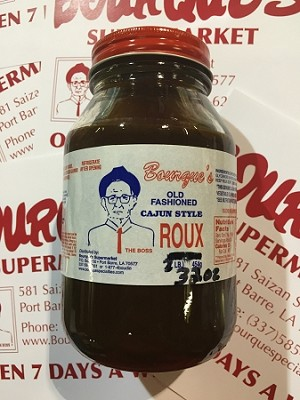 Bourque's Roux (32 oz)